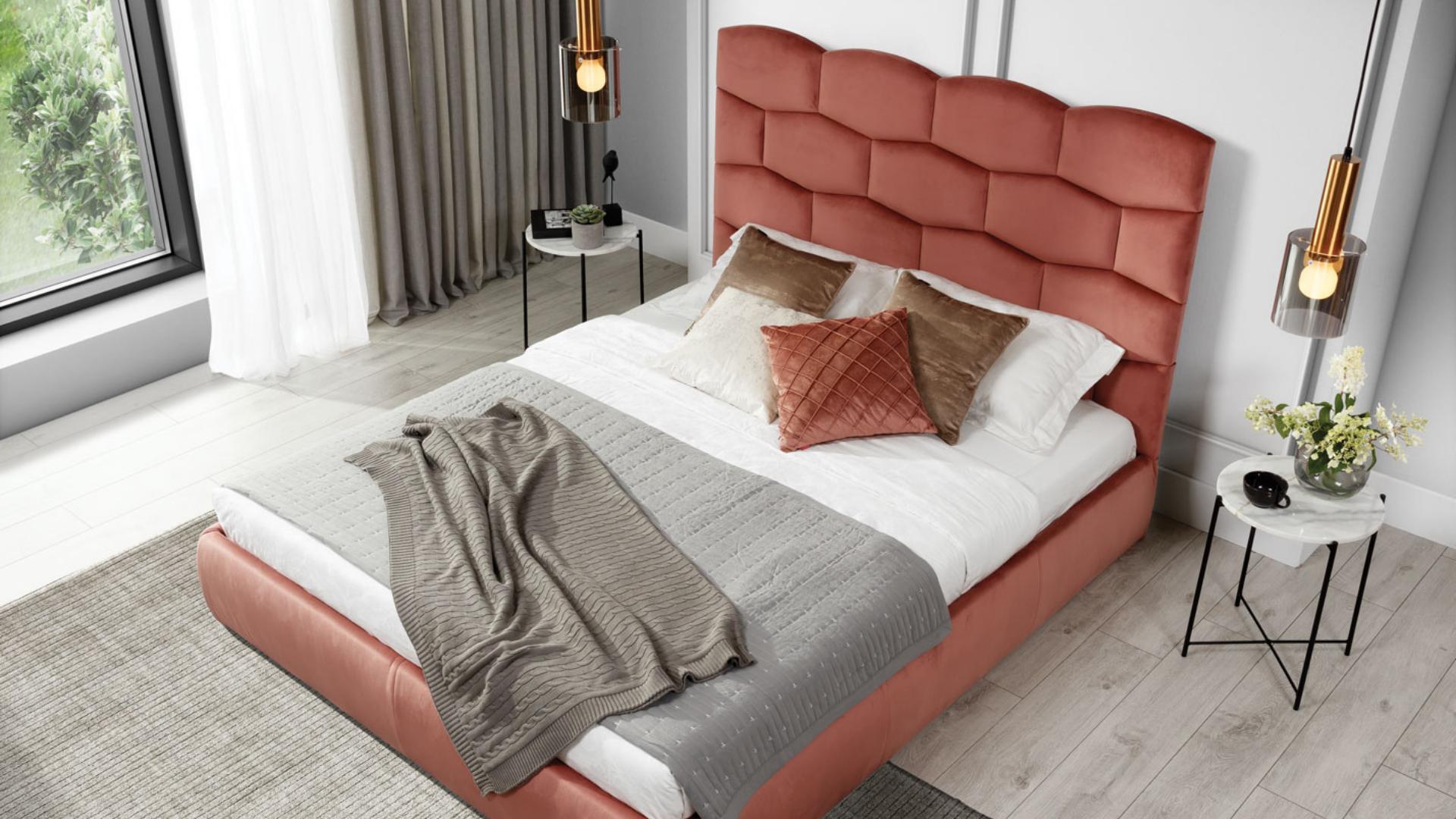 Łóżko Harlem 160
