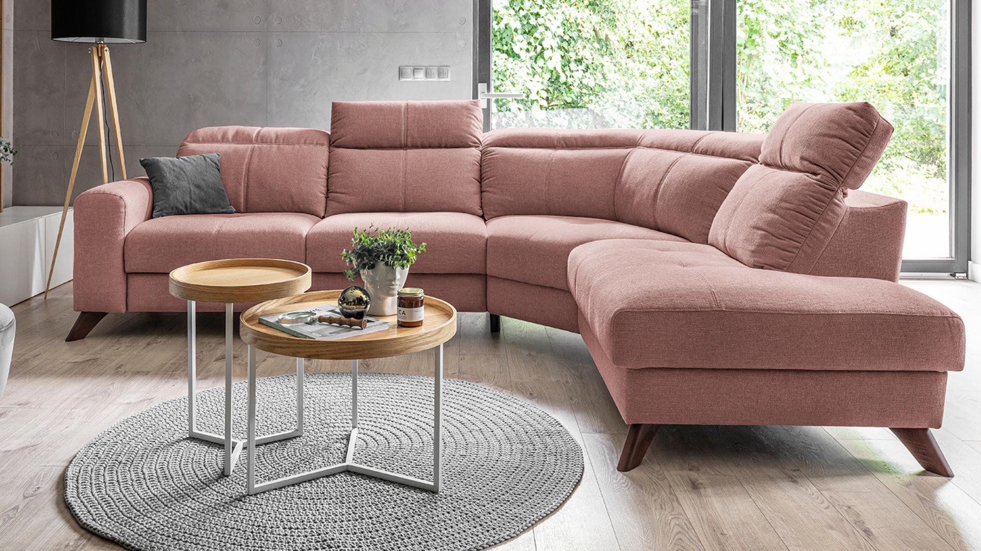 Corner sofa with sleeping function Imperio