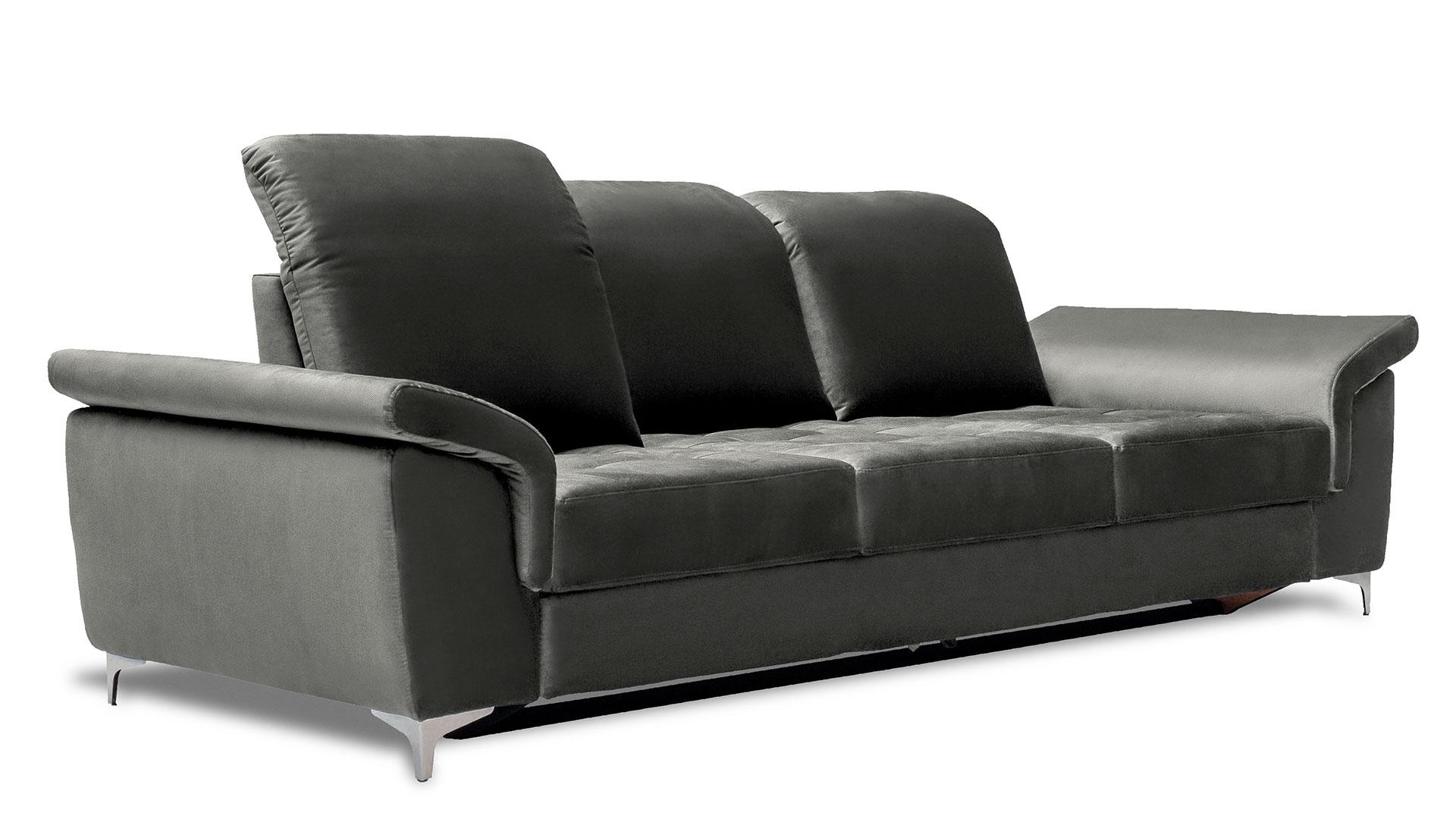 Sofa with sleeping function
