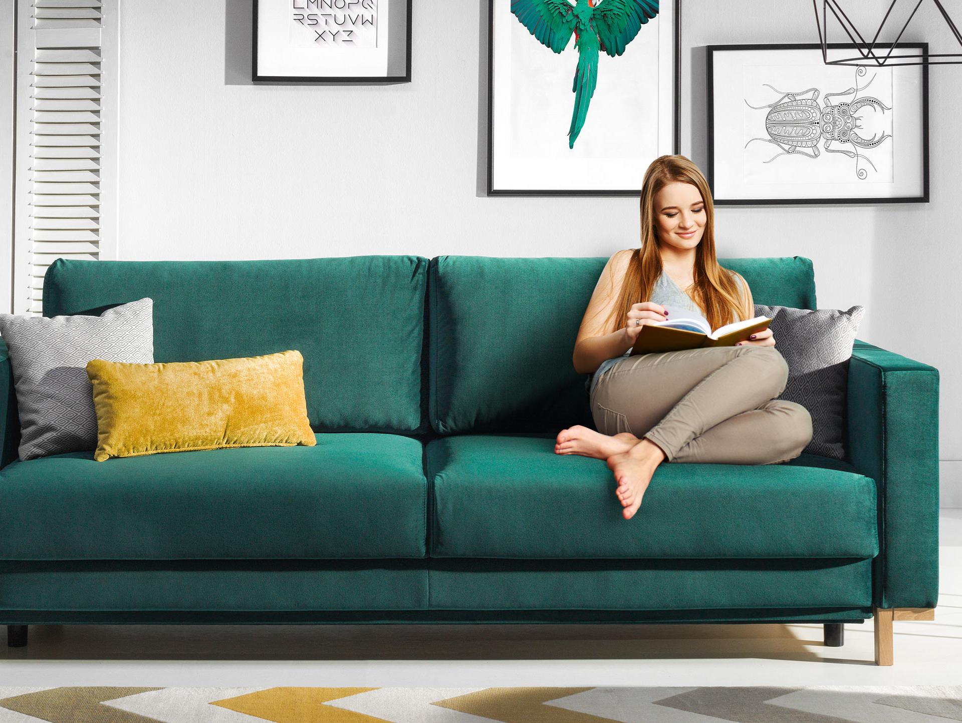 Sofa with sleeping function Modo