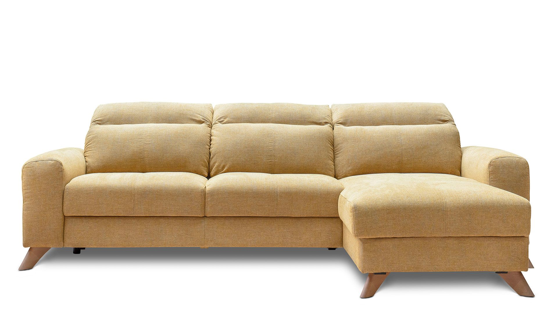 Corner sofa with sleeping function Imperio