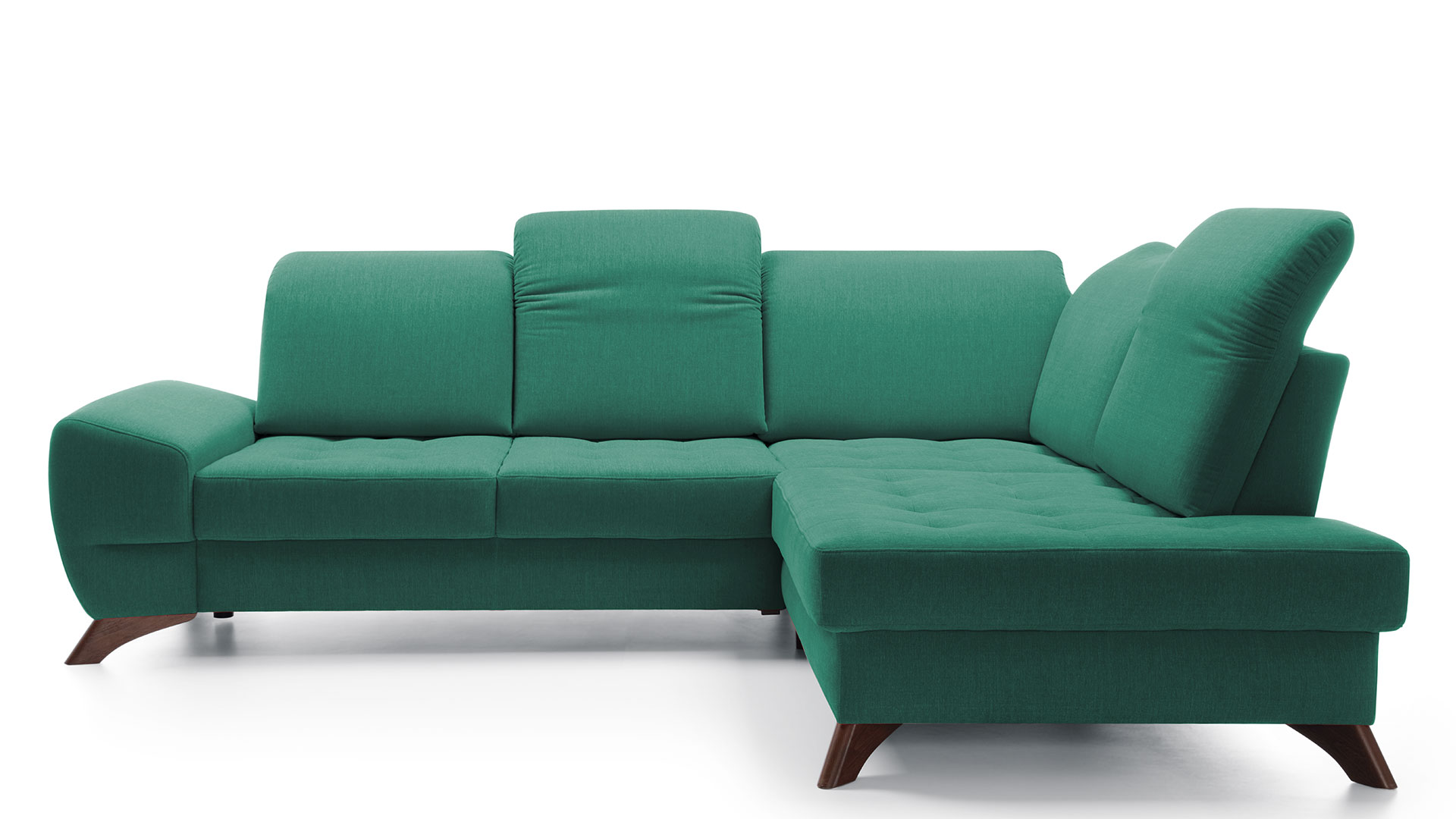 Corner sofa with sleeping function Barcelona