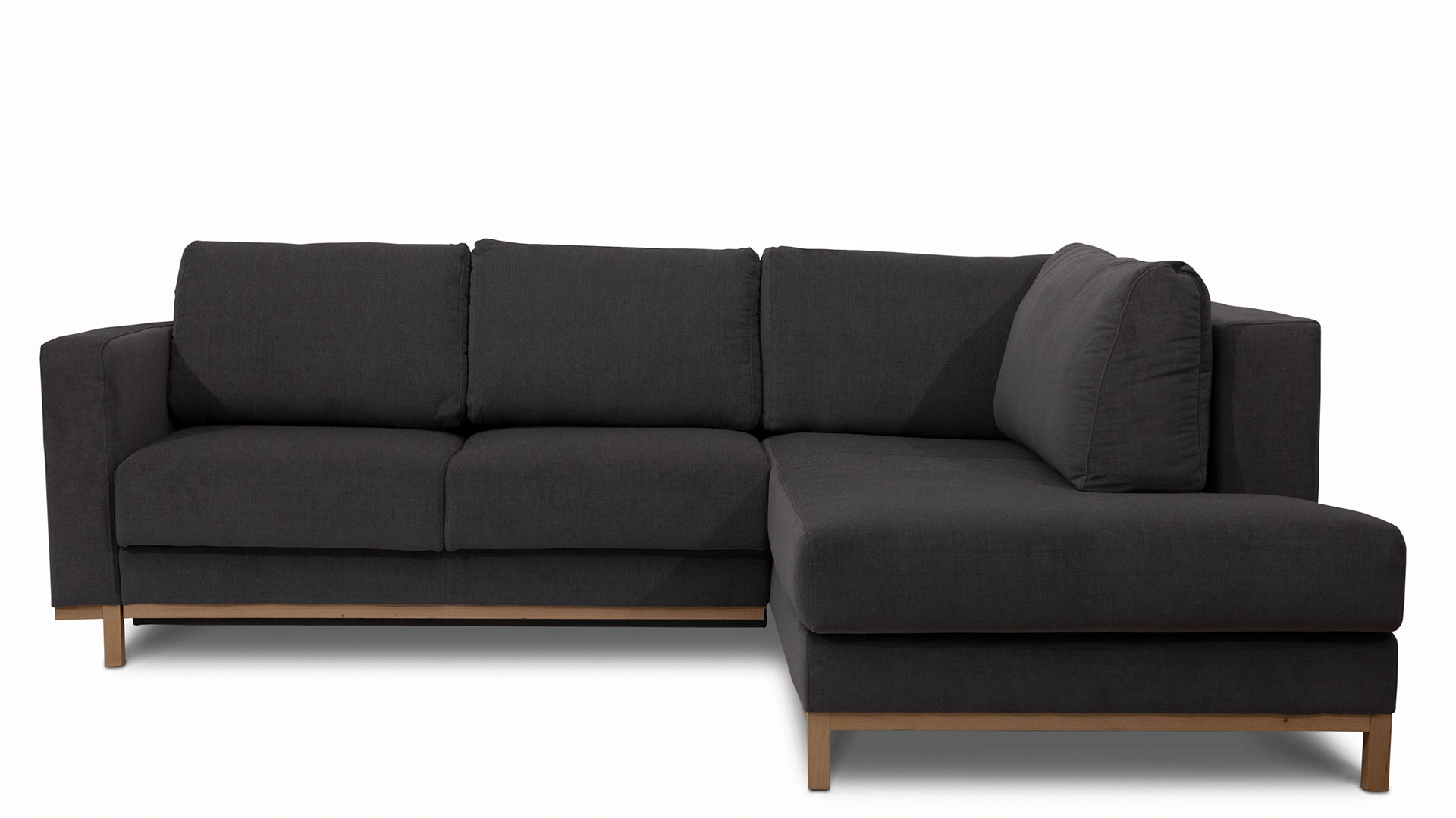 Corner sofa with sleeping function  Modo