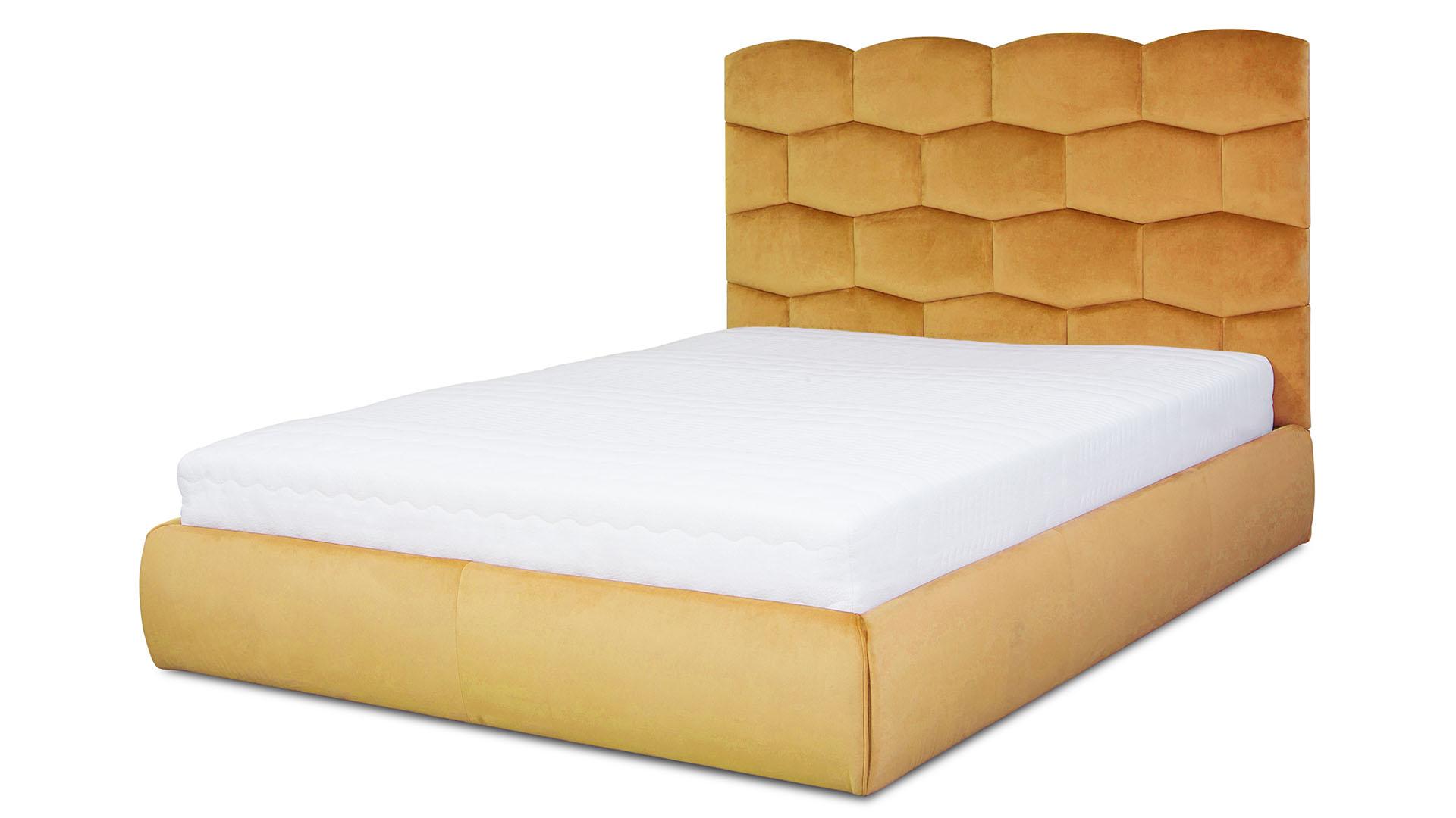 Łóżko z pojemnikiem Harlem 180
