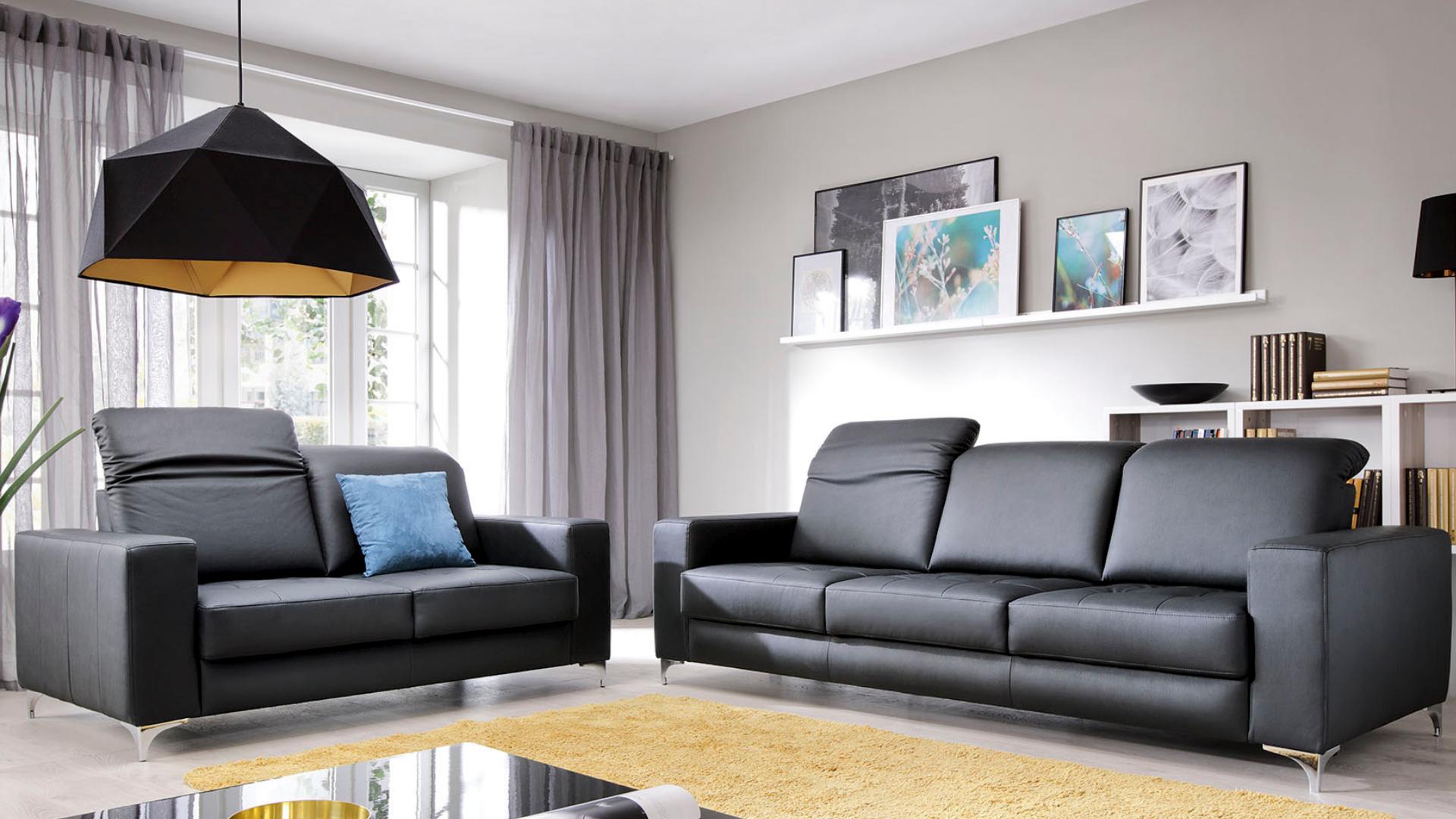 Corner sofa with sleeping function Barcelona